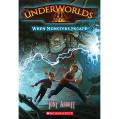 An action-packed, mythological chapter book series from Tony Abbott!The underworld is in our world now. . . .Owen, Jon, and Sydney manage...