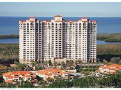 Cap Ferrat high rise in Pelican Bay | Naples, Florida