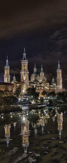 *SPAIN ~ Basilica del Pilar, Zaragoza (España)