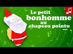 L'as-tu vu... le petit bonhomme (comptine de Noël pour les maternelles)- philippe jalbert - YouTube