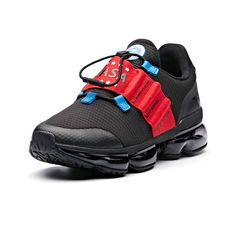 e163e39df7264 Anta NASA Insight Kids Youth Running Shoes - Black