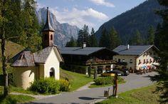 Alpengasthof Hirschbichl