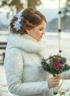 Ramo de invierno la boda ramo de ramas de por FaberAccessories