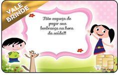 Vale Brinde Show da Luna para Meninas