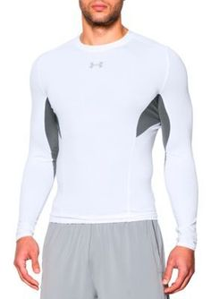 Under Armour  HeatGear174 Coolswitch Compression Long Sleeve Shirt