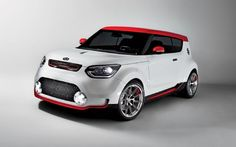 The Kia Track'ster concept is very much like a child. And Motor Trend got an exclusive, inside look at how the Track'ster was made, from concept to reality. Chicago Auto Show, Kia Motors, Joy Ride, Kia Soul, Auto News, Transportation Design, Cars Motorcycles, Bike, Vehicles