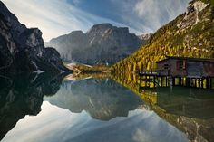 Lago di Braies III by Daniel Řeřicha on 500px