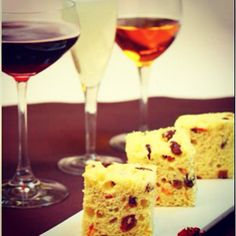 Panettone + fun cocktails