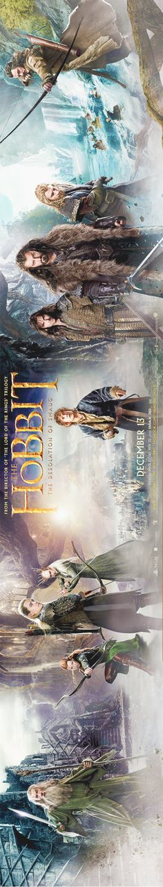 Desolation of Smaug banner - Stephanie, I got it!!! THANK YOU!! 8D