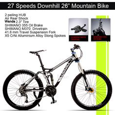 f1be94261b9 Cheap bicicleta mountainbike, Buy Quality mountain bicycle directly from  China 27 speed Suppliers: Excelli Bike Mountain Bike 27 Speeds Full  Suspension ...