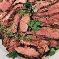 Grilled Leg of Lamb with Rosemary, Garlic, and Mustard Recipe