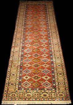 Kuba Chichi tapis du Caucase, l'Azerbaïdjan