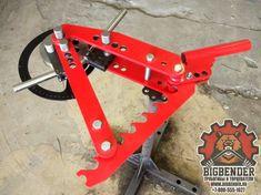 Трубогиб ручной универсальный BigBender Mk3 | BigBender Mk3 manual tubing bender