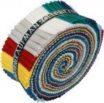 Kona Cotton Pacific Roll Up Robert Kaufman, Charm Pack, Kona Cotton, Hand Fan, Quilts, Fabric, Jelly Rolls, Layer Cakes, Fat