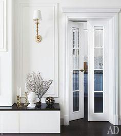 top best interior door design ideas for your stylish and modern home 79 Door Design Interior, Interior Design Living Room, Interior And Exterior, Classic Interior, Best Interior, Home Living Room, Living Spaces, Internal Doors, Windows And Doors