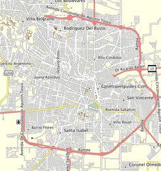 Free Worldwide Garmin Maps From OpenStreetMap Garmin Pinterest - Argentina map garmin