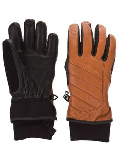 Burton Favorite Leather Gloves