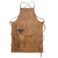 Leather Apron / ties