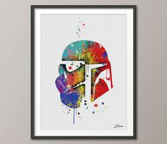 Hey, I found this really awesome Etsy listing at https://www.etsy.com/listing/216263648/star-wars-poster-watercolor-star-wars