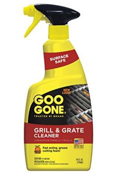 Goo Gone® Grout and Tile Cleaner, Citrus Scent, 28 oz Trigger Spray Bottle, Goo Gone, Cleaning Spray, Cleaning Kit, Grill Cleaning, Cleaning Products, Best Grout Cleaner, Clean Grill Grates, Mildew Stains, Grill Brush