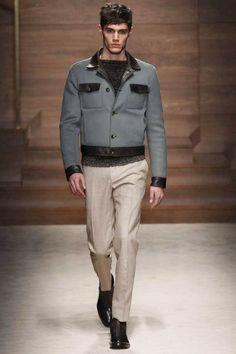Salvatore Ferragamo | Fall 2014 Menswear Collection | Style.com