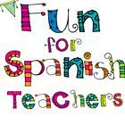 Resources to teach Spanish in the early and elementary classroom funforspanishteachers.blogspot.com...