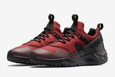 watch 27803 bf74a ... where can i buy the nike air huarache utility gym red black is the  latest version