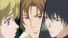 John Brown, Takigawa, & Naru -- Ghost Hunt