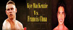 Mackenzie vs Chua Live Boxing |Saturday 9 November 2019 Jon Jon, November 2019, New South, Boxing, Live, Brass Knuckles