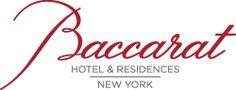 Baccarat Hotel New York Grand Salon Tea
