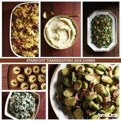 Easy Holiday Side Dishes #thanksgiving #christmas #holidays