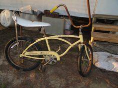 Vintage 1969 Schwinn Sting Ray bicycle