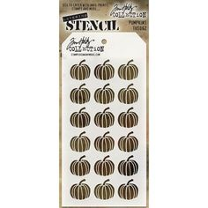 - STAMPERS ANONYMOUS-Tim Holtz Layered Stencil. These creative and unique designs will allow you to create wonderful paper crafts and more! Use these stencils to later with inks, paints, stamps and mo