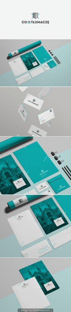 CJT - tłumaczenia kulturalne by Anna Warda #branding #identity