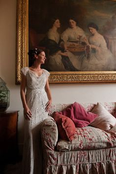 Jane Austen style regency wedding ideas by Sarah Vivienne Photography.  Some great ideas in here