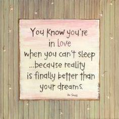 Dr. Seuss love quote ♥