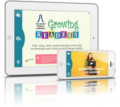 Grow a Reader :: Calgary Public Library :: iOS (iPhone/iPad) :: SINGING :: Videos, songs and tips to support early literacy experience at home :: For parents :: Free Programming For Kids, Literacy Skills, Early Literacy, Library Inspiration, Library Ideas, Fun Songs, Free Library, Library Programs