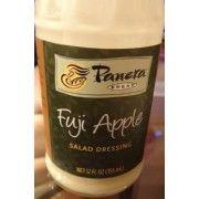 Panera Bread Fuji Apple Salad Dressing | Fooducate