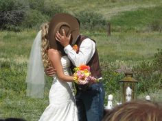 Cowboy Wedding - helpmewithmywedding.net