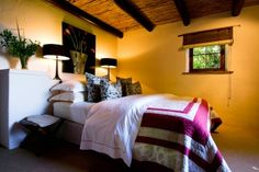 One of the most beautiful guest houses and B&Bs in Swellendam, on South Africa's Garden Route. Experience stylish guesthouse living on a large country retreat.