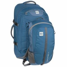 MEC Supercontinent 65 Travel Pack - Mountain Equipment Co-op. Free Shipping Available