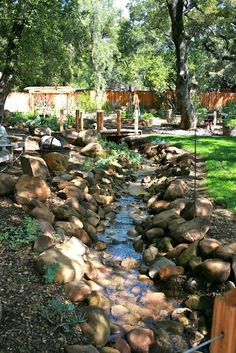 This would be great in backyard where spring is and water always stands. Mary T.