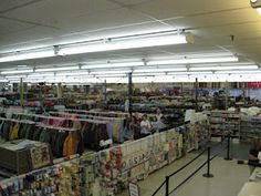Mary Jo's Cloth Store, Gastonia NC