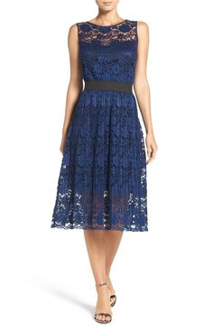 ECI Pleated Lace Fit