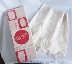 1960's Vintage NOS Unused Girdle and Box Real by MyVintageHatShop, $44.00