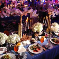 For the first time, rectangular tables add to the mix at @EssenceMag #EssenceRedCarpet #Oscars event in #BeverlyHills.