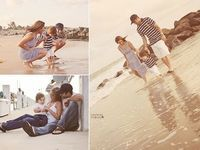 #Beach #Beach Family Session #Family Pictures #Summer photo session Cindy Emerson Photography: The Leite Family Session