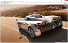 Sports Cars - Super Cars Wallpapers New Tab Theme