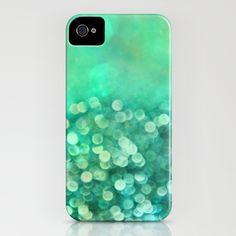 emerald bling iPhone Case by Iris Lehnhardt | Society6