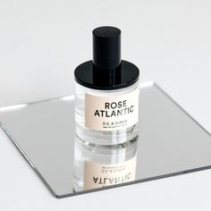 """Rose Atlantic Perfume  """"This perfume smells like elegance without being overpowering or smothering, and the notes of lemon, bergamot, and and salt water make it feel a little more sophisticated — and down-to-earth, even — than your average flower-forward scent."""""""
